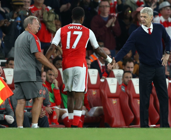 I'd like Arsene Wenger to stay - Alex Iwobi
