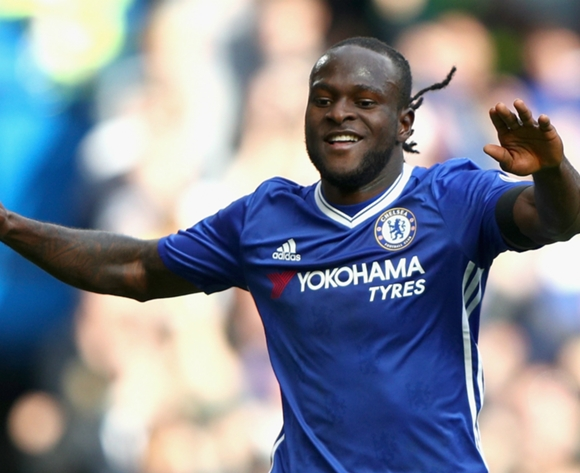 Nigeria's Victor Moses pens new deal with Chelsea