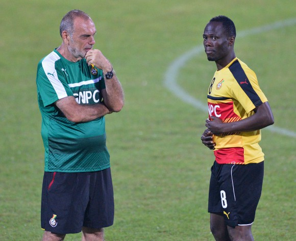 Avram Grant hurt our Russia 2018 hopes – Black Stars official
