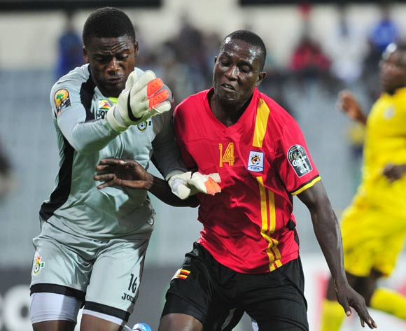 Kenya, Uganda play to 1-1 draw