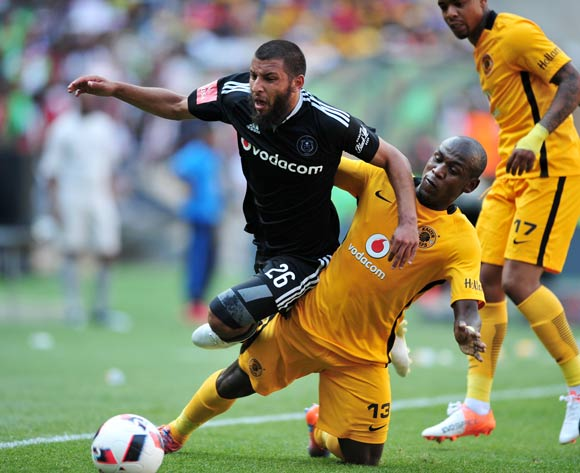 Kaizer Chiefs 1-1 Orlando Pirates - As it happened