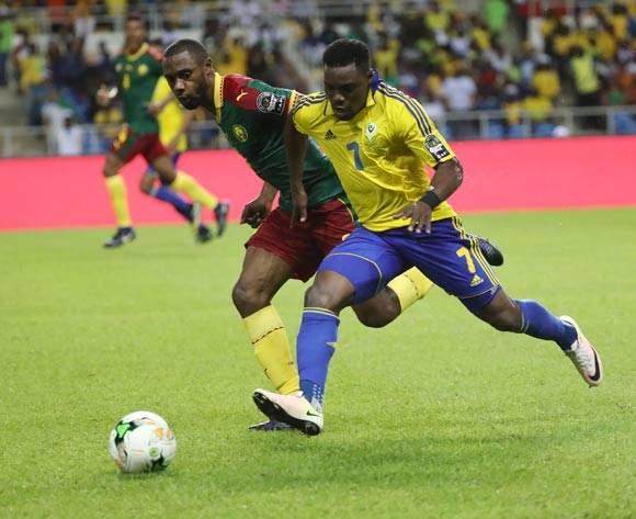 Guinea face off with Gabon in France