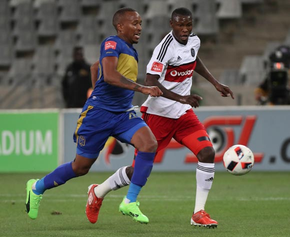 In-form Majoro fires warning to Mamelodi Sundowns