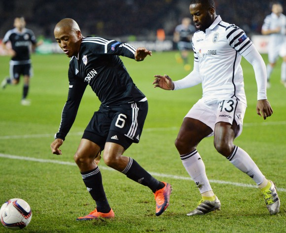 Dino Ndlovu eager to improve scoring form in Azerbaijan