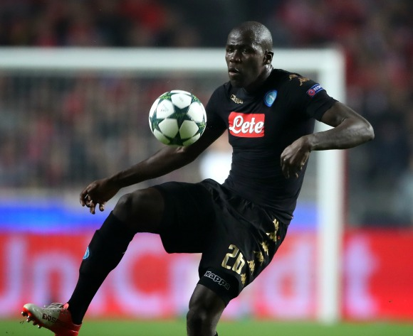 Chelsea's Conte makes Kalidou Koulibaly his main transfer target