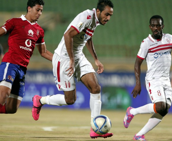 Saudi club keen on signing Kahraba permanently