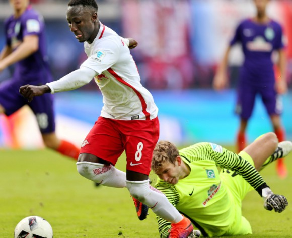 Guinea's Keita survives after collapsing