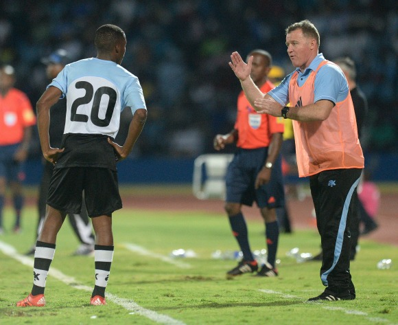 Botswana coach Butler looks for balance of youth and experience