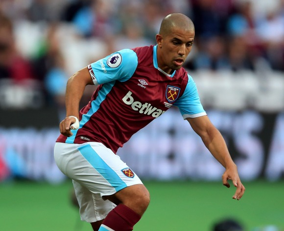 Algerian star Feghouli compares London to Valencia