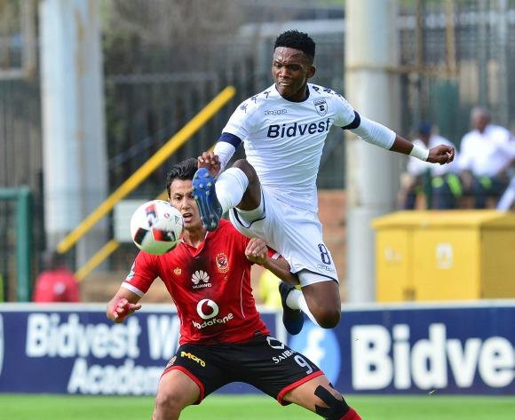 Al Ahly hold Wits to edge into group stage