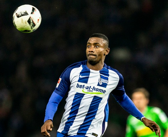 Kalou hopes to play in UEFA club competition with Hertha