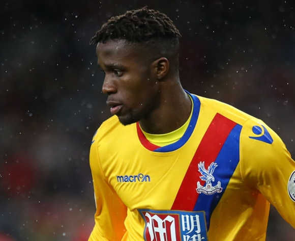 Crystal Palace boss dismisses Zaha link to Tottenham