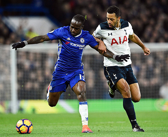 Chelsea managed to cope without Moses this time - Conte