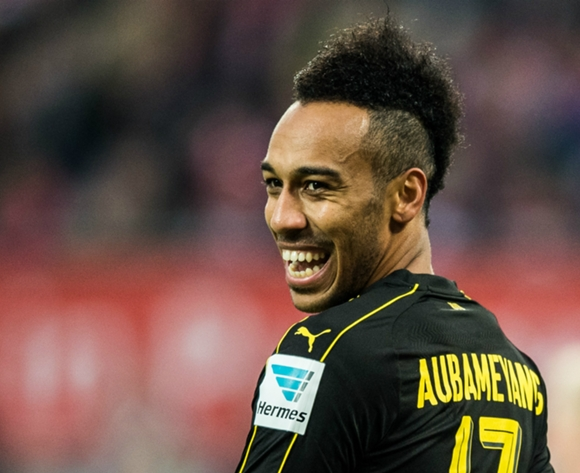 Dembele: Aubameyang has been helpful at Dortmund