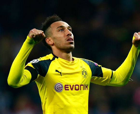 Dortmund promise not to sell Aubameyang to Bayern