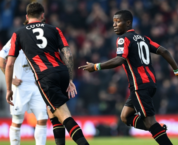 Max Gradel wants to dump Bournemouth