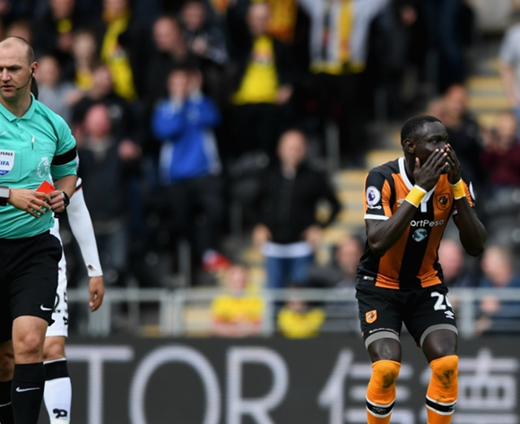 English FA rescinds Niasse's red card