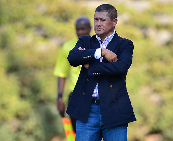 Johnson: We will have our work cut out against Baroka