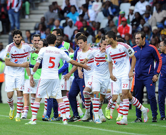 Zamalek fans call for Mansour sacking
