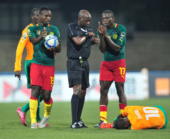 Joshua Bondo to officiate CAF Confed Cup match in Angola