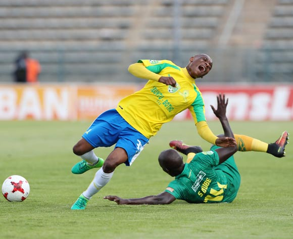 Mosimane concerned by Sundowns' scoring woes