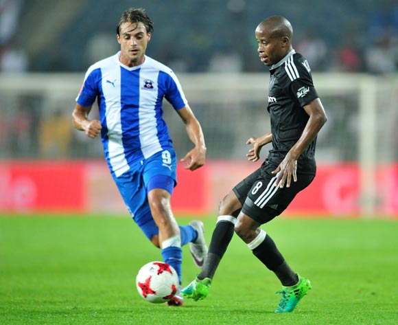 Pirates brush aside nine-man Maritzburg