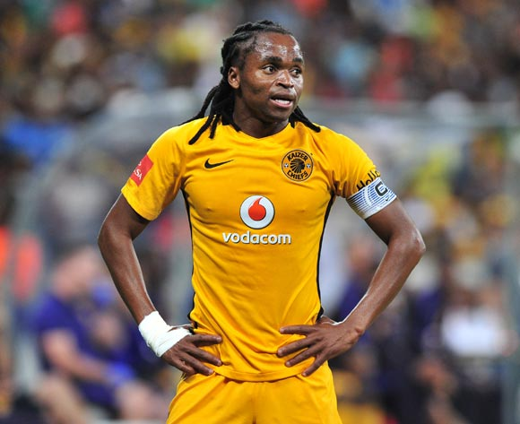 Siphiwe Tshabalala of Kaizer Chiefs during the Absa Premiership 2016/17 game between Cape Town City and Kaizer Chiefs at Cape Town Stadium on 25 April 2017 © Ryan Wilkisky/BackpagePix