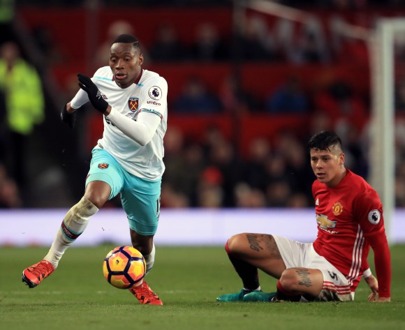 Diafra Sakho had bust-up with Slaven Bilic - report