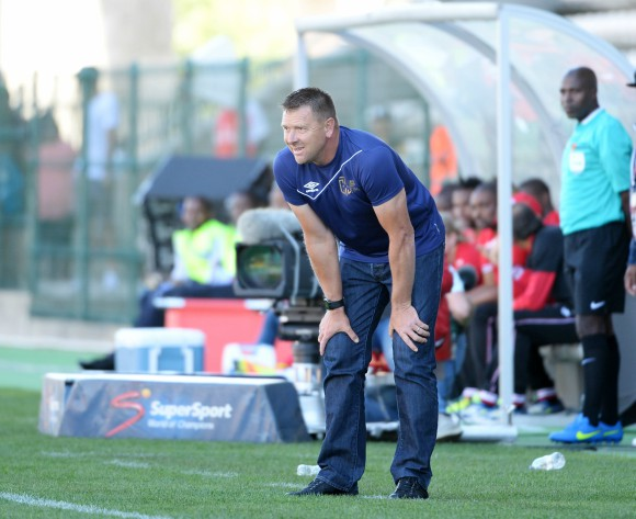 Tinkler: CAF football could negatively affect Mamelodi Sundowns