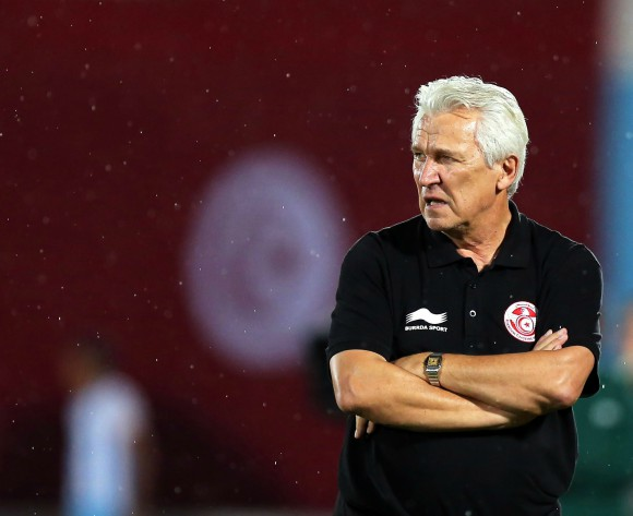Tunisia part ways with coach Kasperczak
