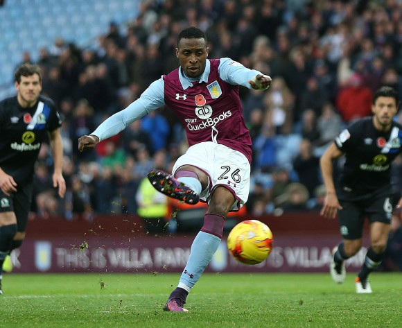 Aston Villa missed Kodjia's cutting edge, says Bruce