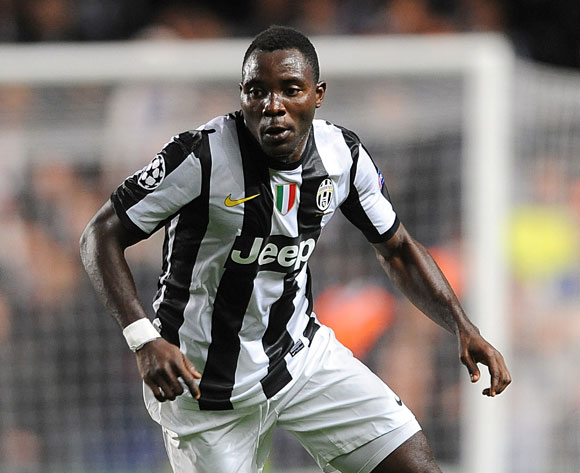 Kwadwo Asamoah earns the praise of Max Allegri