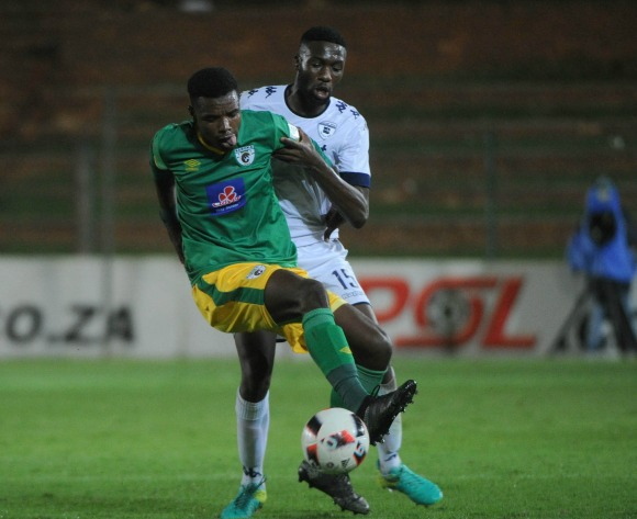 Dlamini says Baroka will keep fighting despite odds against them