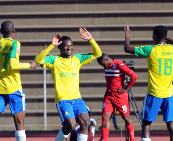Madisha goal sees Sundowns overcome Free State Stars