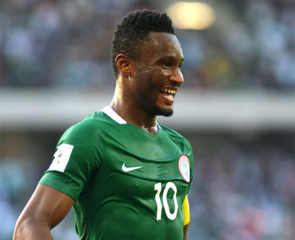 Mikel to miss Nigeria's AFCO clash against Bafana