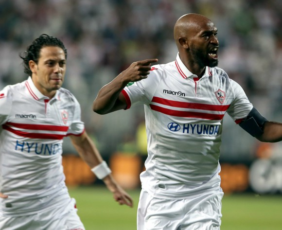 Shikabala shares Zamalek's problems to new coach
