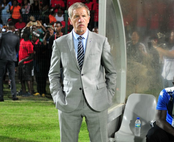 Stuart Baxter is not in the loop with Bafana job