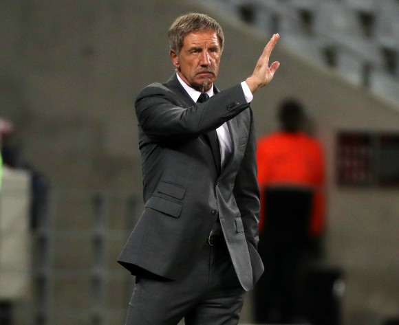 SuperSport urges SAFA to conclude with Baxter by Friday