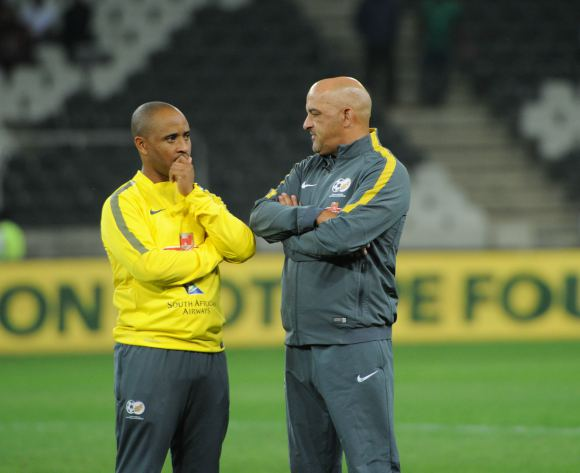 Mothiba: What makes stand-in SA coach Da Gama a good trainer
