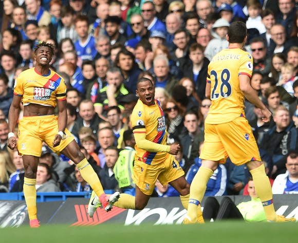 Crystal Palace to offer Wilfried Zaha bumper new deal