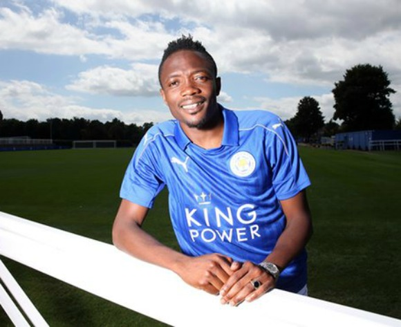No Turkey move on the cards for Ahmed Musa