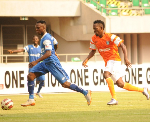 Nigeria's Rivers United confirm Confed Cup progression