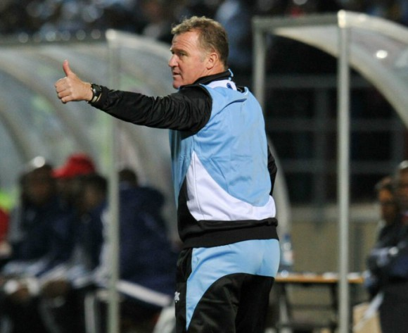 Botswana coach Butler accepts short-term deal