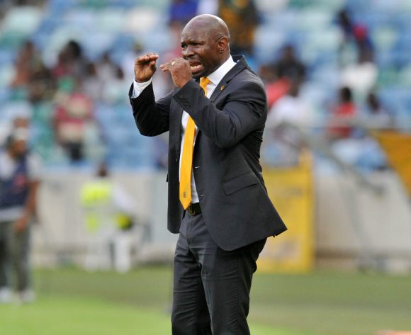 Kaizer Chiefs coach Steve Komphela sasy the SA league title not in our hands