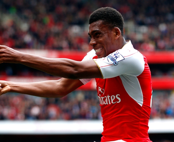 Nigerian Alex Iwobi wants to star for Arsenal