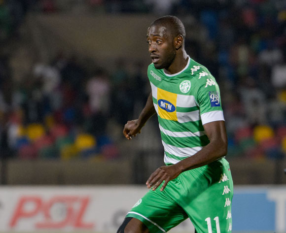 Deon Hotto of Bloemfontein Celtic during the Absa Premiership match between Bloemfontein Celtic and Orlando Pirates on 10 May 2017 at Dr Molemela Stadium, Bloemfontein ©Frikkie Kapp /BackpagePix