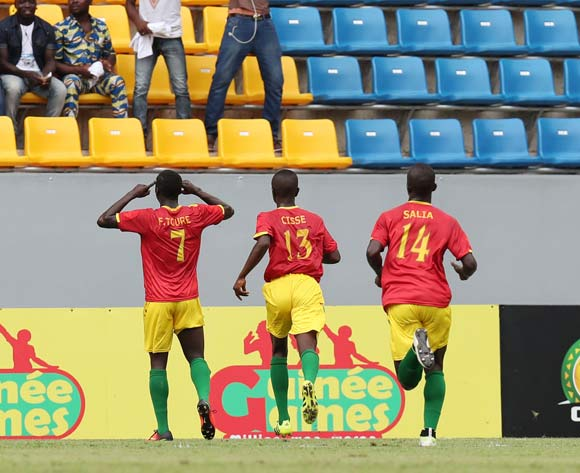 Fandje, Bah seal third spot for Guinea