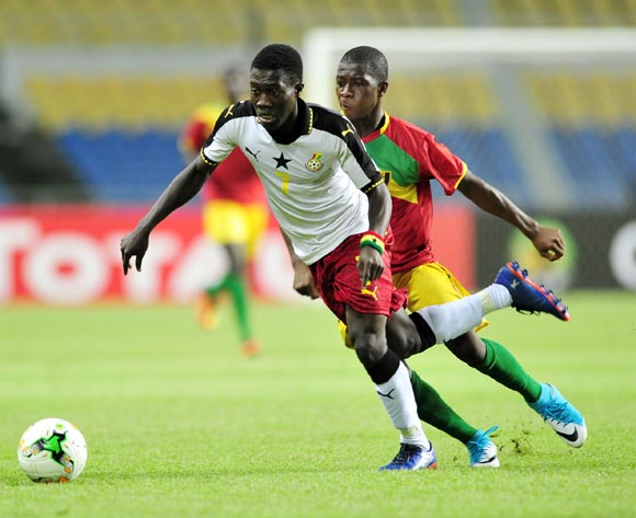 Ghana face Mali in 2017 U17 AFCON final