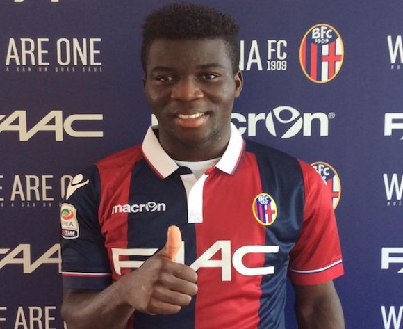 Ghana's Donsah named amongst Italy's seven best young players