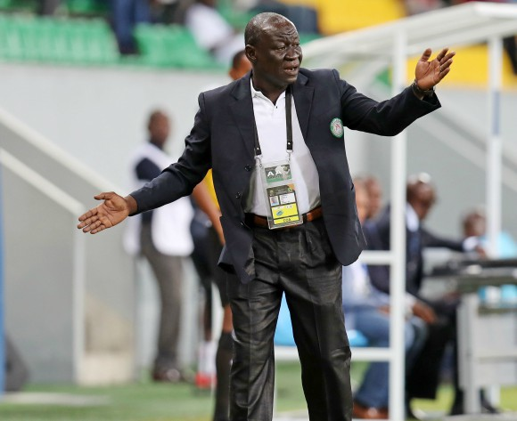 Niger coach delights in U17 World Cup ticket